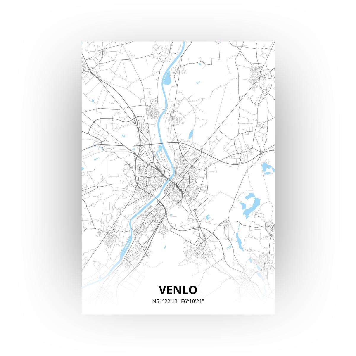 Venlo print - Standaard stijl