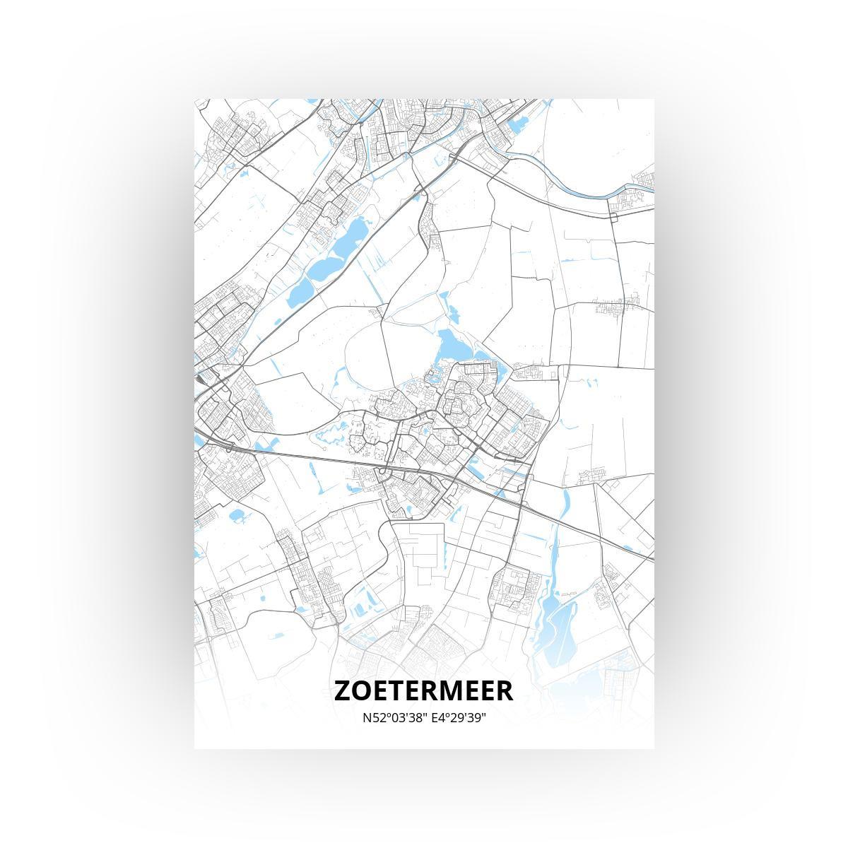Zoetermeer print - Standaard stijl