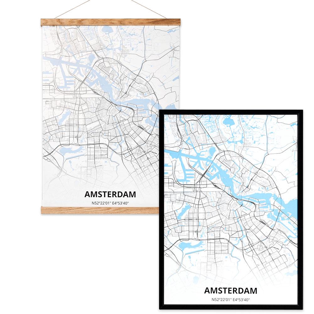 Lijsten en Posterlatten