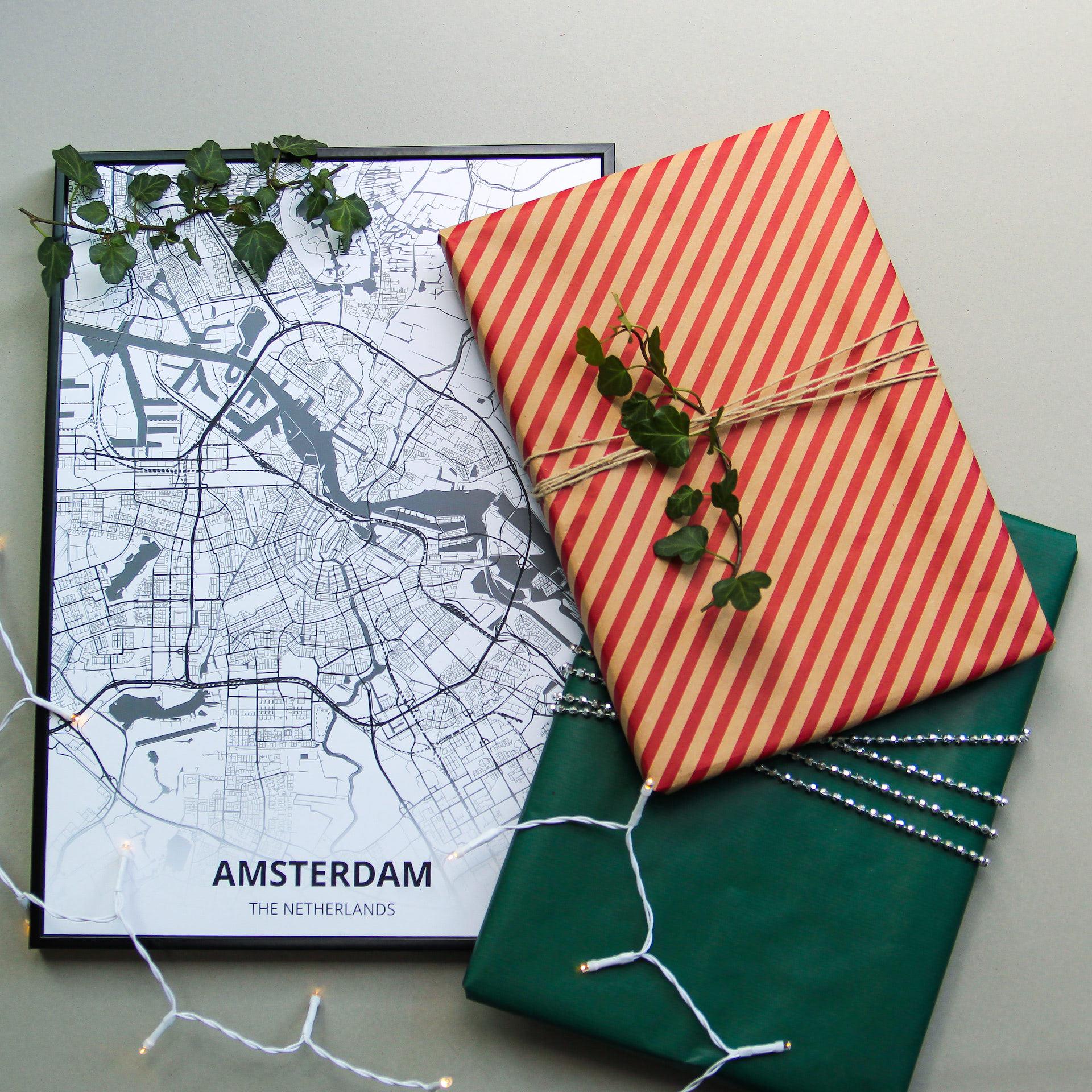 Poster van Amsterdam voor moederdag