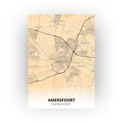 Amersfoort print - Antiek stijl