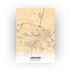 Arnhem print - Antiek stijl