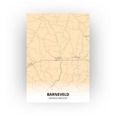 Barneveld print - Antiek stijl