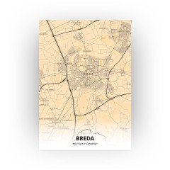 Breda print - Antiek stijl
