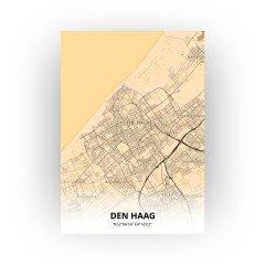 Den Haag print - Antiek stijl