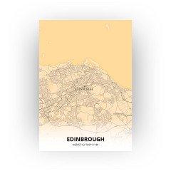 Edinbrough print - Antiek stijl