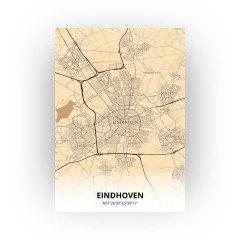 Eindhoven print - Antiek stijl
