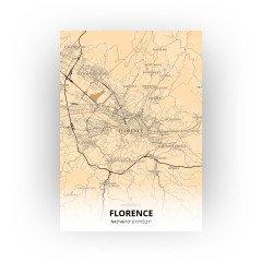 florence print - Antiek stijl