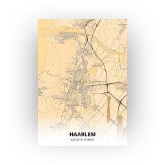 Haarlem print - Antiek stijl