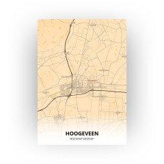 Hoogeveen print - Antiek stijl