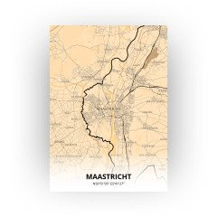 Maastricht print - Antiek stijl