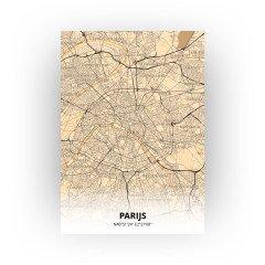 Parijs print - Antiek stijl