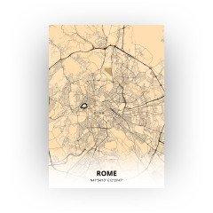 Rome print - Antiek stijl