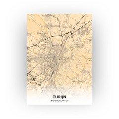 Turijn print - Antiek stijl