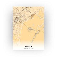 Venetië print - Antiek stijl