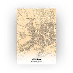 Venray print - Antiek stijl