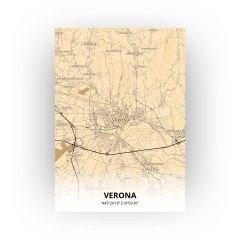 Verona print - Antiek stijl
