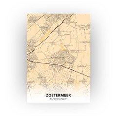 Zoetermeer print - Antiek stijl