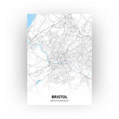Bristol print - Standaard stijl