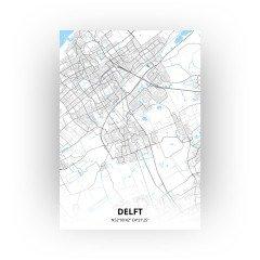 Delft print - Standaard stijl