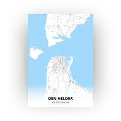 Den Helder print - Standaard stijl