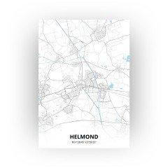 Helmond print - Standaard stijl