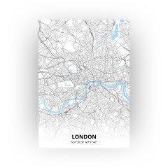 London print - Standaard stijl