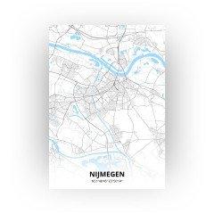Nijmegen print - Standaard stijl