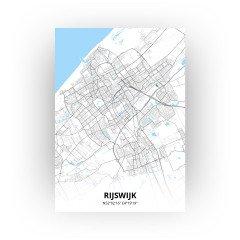 Rijswijk print - Standaard stijl