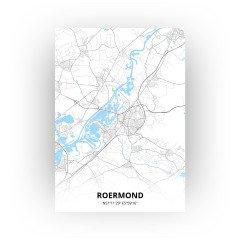 Roermond print - Standaard stijl