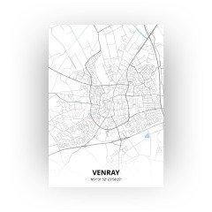 Venray print - Standaard stijl