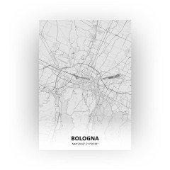 Bologna print - Tekening stijl