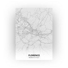 florence print - Tekening stijl