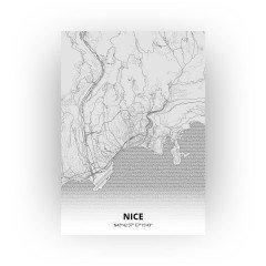 Nice print - Tekening stijl