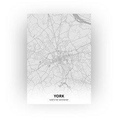York print - Tekening stijl